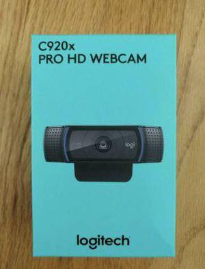 Logitech C920X HD Webcam New for Sale in Belle Isle, FL