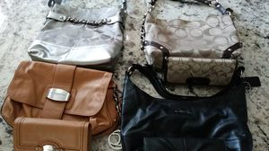 Coach- Liz Claiborne purses an matching wallets for Sale in Fresno, CA