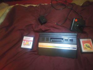 ATARI-2600 & 2 GAMES for Sale in Evansville, IN