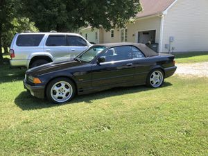 1997 BMW 328I convertible for SALE Or TRADE for SUV/JEEP for Sale in Nashville, TN