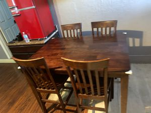 Kitchen table w/ 4 chairs for Sale in La Puente, CA