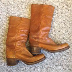 Frye Boots Men's Size 10.5 D — Vtg 1970 for Sale in Cape Coral,  FL