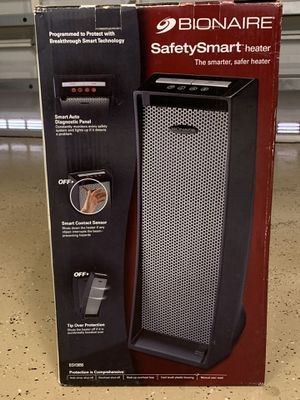 Bionaire Safety Smart Heater for Sale in Coconut Creek, FL