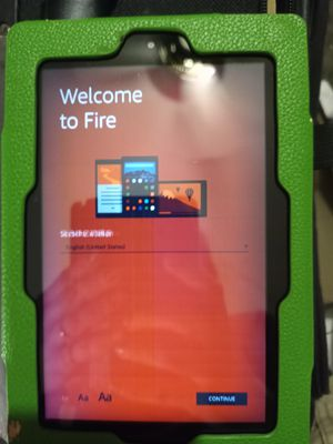Amazon Kindle fire 7 HD 5th generation eReader/ tablet for Sale in Dade City, FL