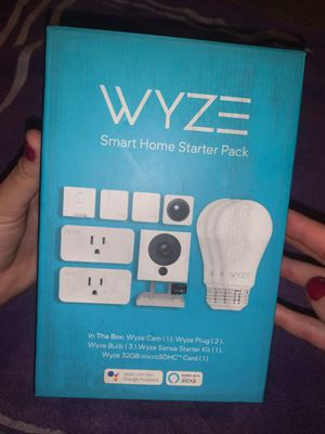 Wyze cameras with extra cameras for Sale in Salt Lake City, UT