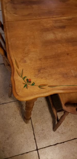 Antique Table/Chairs for Sale in Henderson, NV