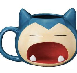 New Sealed Snorlax Mug for Sale in Spring,  TX