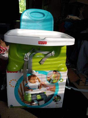 Fisher-Price Healthy care booster seat for Sale in Savage, MN