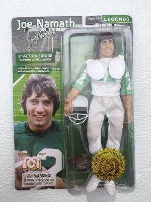 Joe Namath action figure for Sale in Baldwin Park, CA