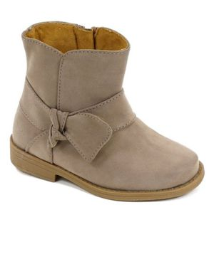 Rachel Shoes Taupe Lil Harlow Boot. BRAND NEW for Sale in Modesto, CA