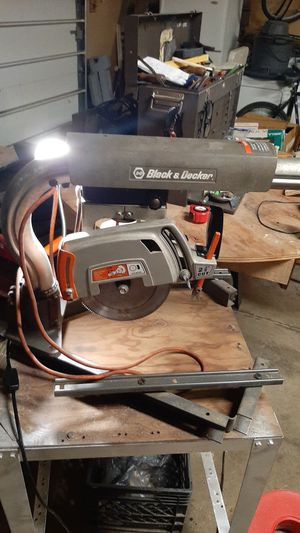 Radial arm saw for Sale in Akron, OH