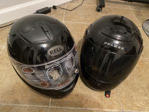 2 Motorcycle Helmets for Sale in Cumming, GA