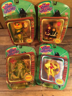 Krofft Super Star Show Action figures by Living Toys for Sale in Miami, FL