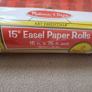 Melissa And Doug Paper Roll For Easel for Sale in Gaithersburg, MD