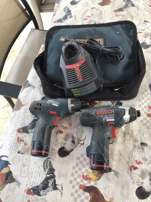 Bosch 12 volt for Sale in Frederick, MD