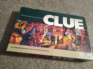 **(Clue)** the board game for Sale in Salt Lake City, UT