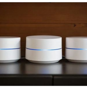 Google mesh WiFi. 2 Years Old And Purchased At $200. for Sale in Ashburn, VA