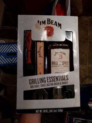 Jim Beam Grilling Essentials for Sale in Lakewood, CO