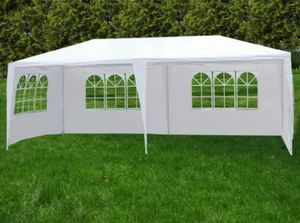 Canopy tent 10x20 ' New whit 4 walls for Sale in San Diego, CA