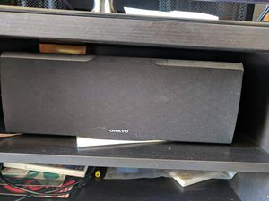 Onkyo Model SKF-540F 7.1 Home Theater speakers for Sale in Fremont, CA