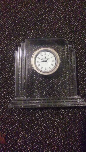 Waterford Crystal, Metropolitan Medium Clock for Sale in Lynnwood, WA