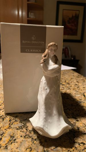 Vintage Royal Doulton Embrace Figurine for Sale in Huntington Beach, CA