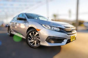 2017 Honda Civic Sedan for Sale in Gilroy, CA