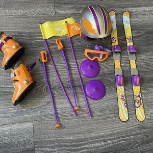 American Girl Nicki's Ski Gear for Sale in Chandler, AZ
