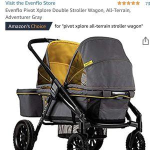 Evenflo Pivot Explorer Wagon Stroller for Sale in Avondale, AZ