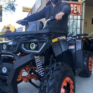 2021 New Big Brand New Gas ATV for Sale in El Sobrante, CA
