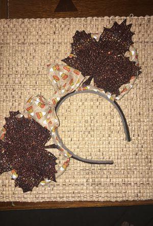 Autumn Disney Ears for Sale in Riverside, CA