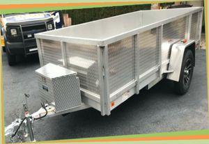 Get Your Own Aluminum Trailer.$800 for Sale in Bend, OR