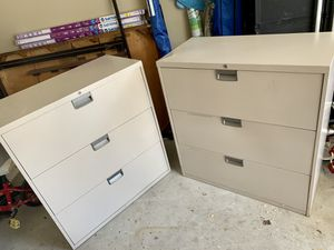 Filing Drawer Storage Cabinets for Sale in Canton, GA