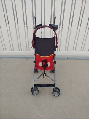 Mickey Mouse Umbrella Stroller for Sale in Long Beach, CA