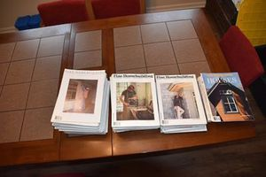 Back Issues of Fine Homebuilding for Sale in Chesapeake, VA