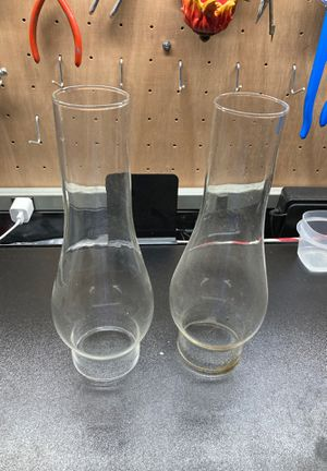 Glass flute pair for Sale in Wichita, KS