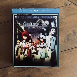Steins Gate - Complete Series for Sale in Cedar Hill, TX