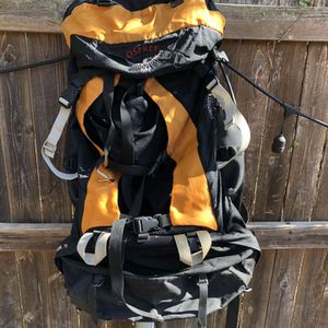 OSPREY AETHER 75 LARGE for Sale in Fort Worth, TX