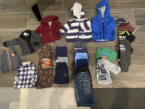 Baby Boys newborn to 3mo clothing lot for Sale in Phoenix, AZ