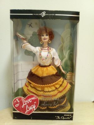 Barbie Collector Lucille Ball for Sale in Chicago, IL