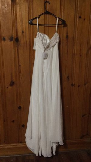 Davids Bridal Wedding Dress for Sale in Adena, OH