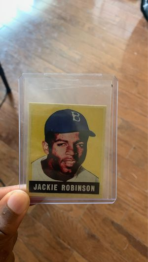 Got a baseball card for sale for Sale in Maumelle, AR