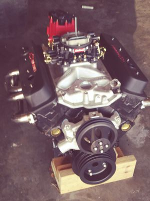 1953 chevy truck motor and trans project for Sale in Del Valle, TX