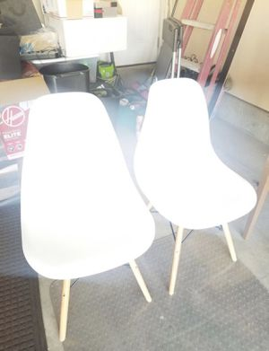Mid Century Modern Shell Chairs for Sale in Salt Lake City, UT