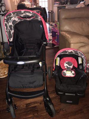 Graco stroller & car seat for Sale in Dallas, TX