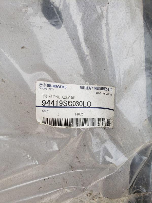 New Subaru Headliner for 2009+ forester