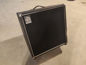 Ampeg BA115 Bass Amplifier for Sale in New Market, MD