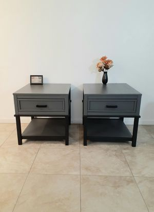 Rustique Farmhouse /End Tables for Sale in Apple Valley, CA