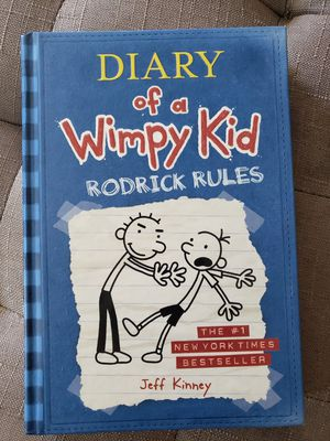 Diary of a wimpy kid Rodrick rules for Sale in Orange, CA