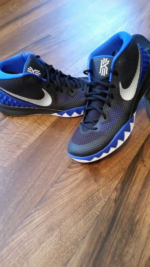 Kyrie shoes nike basketball shoes 13 DUKE jordan lebron for Sale in Phoenix, AZ